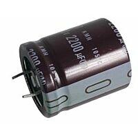 NCC 470UF160KMMFPE - 22X30 R10 105C 1.55A