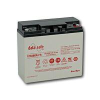 ENERSYS 12HX80FR DATASAFE SULJETTU LYIJYAKKU 12V 80W/KENNO 10 VUOTTA
