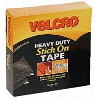 VELCRO 423-9533YE - HD STICK BLACK 50MM*5M