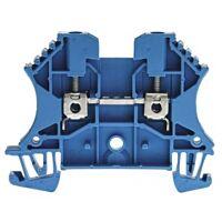 WEIDMULLER 425-285YE - Riviliitin DIN-35 kiskoon sininen