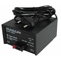 MASCOT 6823/24VD - 12-24V 0.5A 12W Virtalähde AC/DC koteloitu, reguloitu