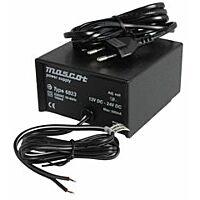 MASCOT 6823/24VD CABLE - 12-24V 0,5A 12W Virtalähde AC/DC koteloitu, reguloitu