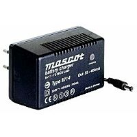 MASCOT 8714CC/50-400mA akkulaturi NiCd/NiMH akuille 1-10 kennoa