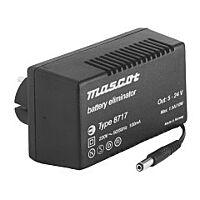MASCOT 8717/5-24VD - 5-24V 10W Virtalähde AC/DC reguloitu