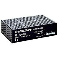 MASCOT 8921/12VD - 12V 20A 270W Virtalähde AC/DC koteloitu