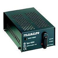 MASCOT 9320/12VD CABLE - 12V 5A 70W Virtalähde AC/DC koteloitu