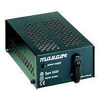 MASCOT 9320/16VD CABLE - 16V 4.4A 70W Virtalähde AC/DC koteloitu