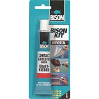 BISON KIT - Kontaktiliima A47, harmaa, 50ml