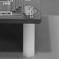 Piirilevytuki Muovi Korkeus 20mm M3 Kierre - KITAGAWA IQ-20