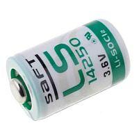 SAFT LS14250 - Paristo Litium 1/2AA 3.6V 1200mAh