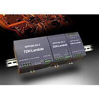 TDK-LAMBDA DPP480-24-3 - 340-575VAC/24VDC/20A/480W 3-VAIHE
