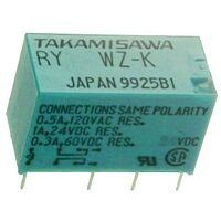 FUJITSU RY-5WZ-K - PK-RELE 2V 1A 5VDC PESUNK. 500mW
