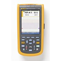 FLUKE 125B - Scopemeter 40MHz + teho/väylämitt.