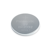 PANASONIC BR-2032/BN - LITIUM 3V 190MAH 0,03MA