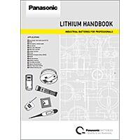 PANASONIC LIT 2015 - DATAKIRJA, LITIUMPARISTOT 2015