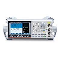 GW Instek AFG-3022GP - 20MHz Dual Channel Arbitrary Functi