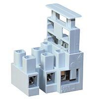 CAMDENBOSS CFTBN/3 - Fused terminal block 3-pin, 5x20mm