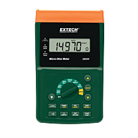 Extech UM200  Mikro Ohm Mittari