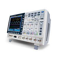 GW Instek GDS-2204A - 200MHz, 4-Channel, Digital Storage