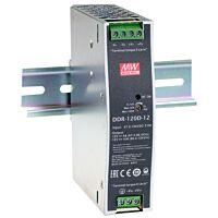 MEAN WELL DDR-120B-48 - DC/DC Muunnin 120W Input 16.8 - 33.6Vdc Output 24V 5A