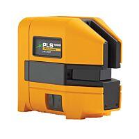 FLUKE PLS 180G RBP KIT - Ristilinjalasersarja vihreä laser ladattavalla akulla