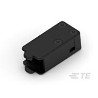 TE 207467-1 - Amplimite 9 Napainen D-liitinkotelo muovi Musta